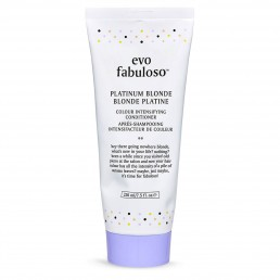 evo fabuloso Colour Boosting Conditioner:Treatment - Platinum Blonde 220ml